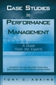 Case Studies in Performance Management: A Guide from the Experts (0471776599) cover image