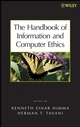 The Handbook of Information and Computer Ethics (0471799599) cover image