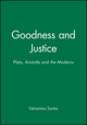 Goodness and Justice: Plato, Aristotle and the Moderns (0631172599) cover image