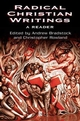Radical Christian Writings: A Reader (0631222499) cover image
