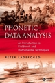 Phonetic Data Analysis: An Introduction to Fieldwork and Instrumental Techniques (0631232699) cover image