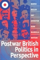 Postwar British Politics in Perspective (0745620299) cover image
