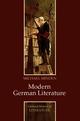 Modern German Literature  (0745629199) cover image