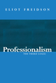 Professionalism: The Third Logic (0745666299) cover image