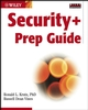 Security+ Prep Guide (0764525999) cover image