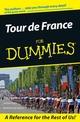 Tour De France For Dummies (0764584499) cover image