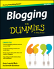 Blogging For Dummies, 5th Edition (1118712099) cover image