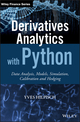 Derivatives Analytics with Python: Data Analysis, Models, Simulation, Calibration and Hedging (1119037999) cover image