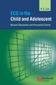 ECG in the Child and Adolescent: Normal Standards and Percentile Charts (1405158999) cover image