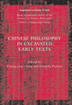 Chinese Philosophy in Excavated Early Texts (1444349899) cover image