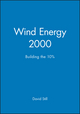 Wind Energy 2000: Building the 10% (1860582699) cover image