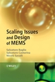 Scaling Issues and Design of MEMS (047001699X) cover image