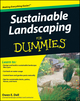 Sustainable Landscaping For Dummies (047041149X) cover image
