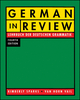 German In Review: Lehrbuch der deutschen Grammatik, 4th Edition (047042429X) cover image