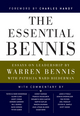 The Essential Bennis (047043239X) cover image