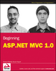 Beginning ASP.NET MVC 1.0 (047043399X) cover image