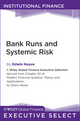 Bank Runs and Systemic Risk (047094479X) cover image