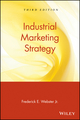 Industrial Marketing Strategy, 3rd Edition (047111989X) cover image