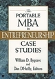 The Portable MBA in Entrepreneurship Case Studies (047118229X) cover image