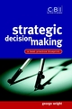 Strategic Decision Making: A Best Practice Blueprint (047148699X) cover image