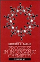 Progress in Inorganic Chemistry, Volume 41 (047159699X) cover image