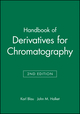 Handbook of Derivatives for Chromatography, 2nd Edition (047192699X) cover image