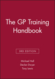 The GP Training Handbook, 3rd Edition (063205039X) cover image
