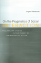 On the Pragmatics of Social Interaction (074563219X) cover image