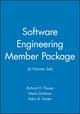 Software Engineering Member Package (4 Volume Set)