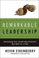 Remarkable Leadership: Unleashing Your Leadership Potential One Skill at a Time (078799619X) cover image
