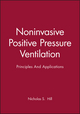 Noninvasive Positive Pressure Ventilation: Principles And Applications (087993459X) cover image
