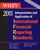 Wiley Interpretation and Application of International Financial Reporting Standards 2011 (111803709X) cover image