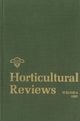 Horticultural Reviews, Volume 4 (111806089X) cover image