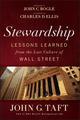 Stewardship: Lessons Learned from the Lost Culture of Wall Street (111819019X) cover image