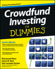 Crowdfund Investing For Dummies (111844969X) cover image
