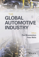 The Global Automotive Industry (111880239X) cover image