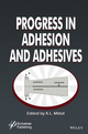 Progress in Adhesion and Adhesives (111916219X) cover image