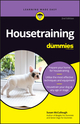 Housetraining For Dummies, 2nd Edition (111961029X) cover image