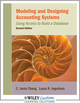 Modeling and Designing Accounting Systems: Using Access to Build a Database, 2nd Edition (111994709X) cover image