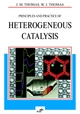 Principles and Practice of Heterogeneous Catalysis (352729239X) cover image