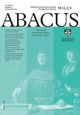 Abacus (ABAC) cover image