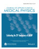 Journal of Applied Clinical Medical Physics (ACM2) cover image