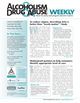 Alcoholism & Drug Abuse Weekly (ADAW) cover image