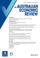 Australian Economic Review (AERE) cover image