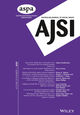 Australian Journal of Social Issues (AJS4) cover image