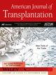 American Journal of Transplantation (AJT) cover image