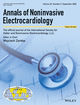 Annals of Noninvasive Electrocardiology (ANE3) cover image