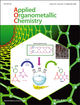 Applied Organometallic Chemistry (AOC2) cover image