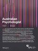Australian Psychologist (AP) cover image