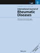 International Journal of Rheumatic Diseases (APL2) cover image